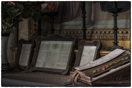 Sacred Chronicles (San Miniato al Monte, Florence)