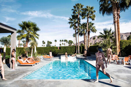 The Fabulist, Palm Springs