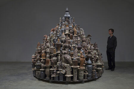 A Theory of Everything - Black Stupa