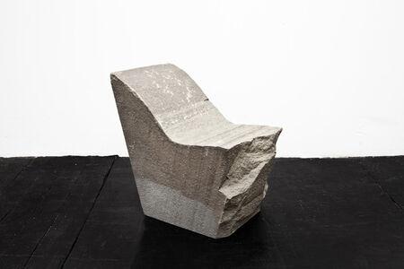 Delaware Bluestone Chair