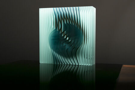 Teal Cube