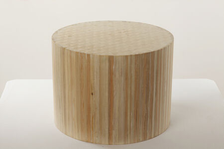 Extrusion side table