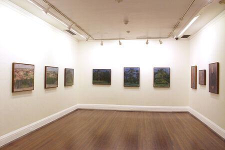 Wilbur Niewald: Recent Paintings