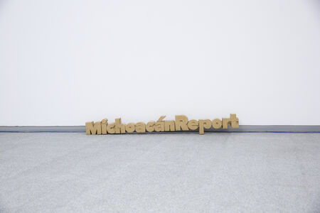 Title Sculpture of Michoacán Report