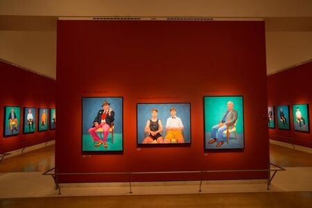 David Hockney RA: 82 Portraits and 1 Still-life