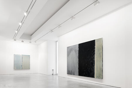 Pat Steir. Self Portrait Installation: 1987-2018 and Paintings