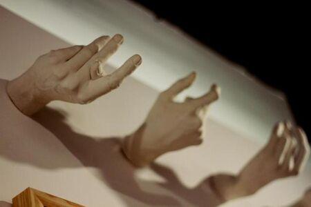 Pedaços de um corpo sensível (Pieces of a sensitive body)