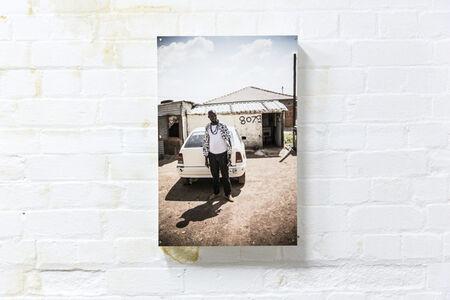 Portrait of Macdonald Mfolo