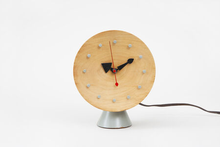 Chronopak Table Clock