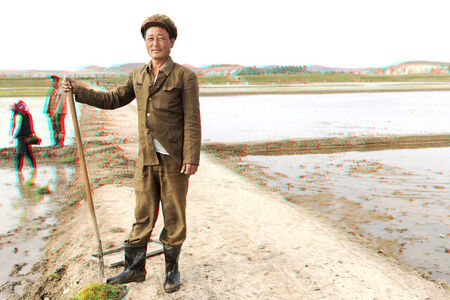 #59. RI YONG GI, 42, Water Regulator, Chonsamri Co-operative Farm