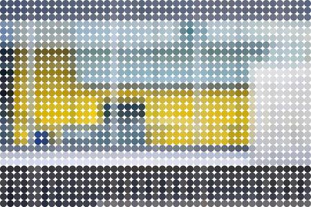Dot Landscape XB0690