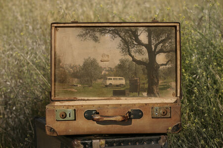 Memory Suitcase #11