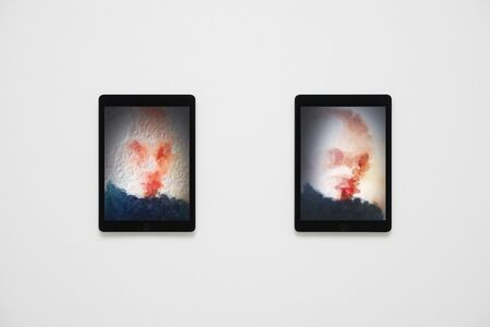 Portraits, Shown on Two Apple iPad Air 2s