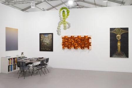 Galerie Perrotin at Frieze London 2014