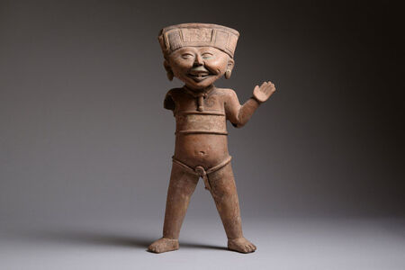 Laughing Veracruz Figure