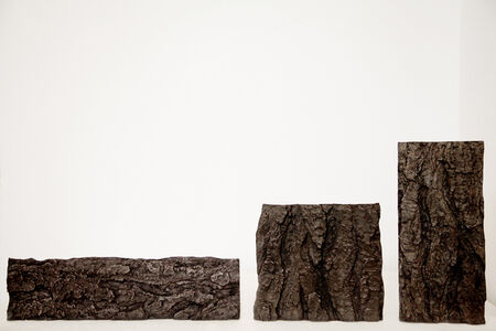 ÉCORCE COLLECTION  |  VASE 1, 2, 3, limited edition of 9+2 ap each