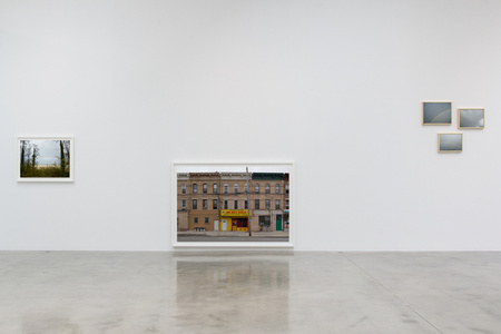 Pace and Pace/MacGill Gallery present Paul Graham: Does Yellow Run Forever?
