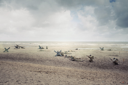 Skegness (England) – D-Day, 1944.