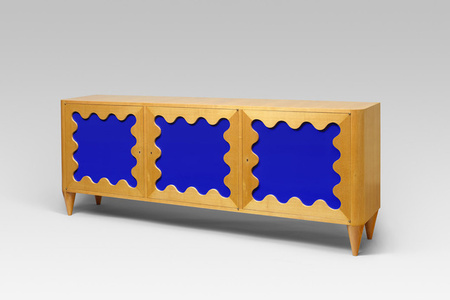 """Ondulation"" sideboard"