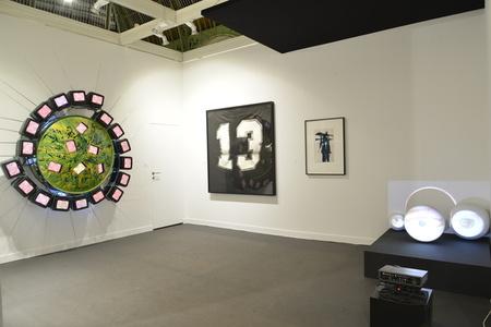Galerie Hans Mayer at FIAC 14