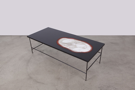 Corallium Album Coffee Table