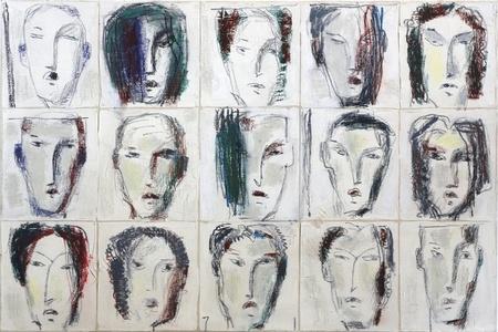 Faces 25