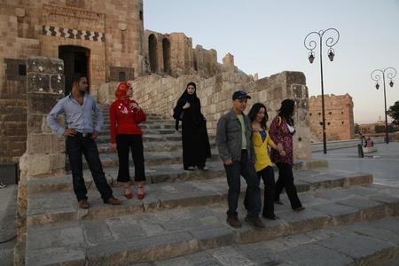 Aleppo's Citadel, Syria
