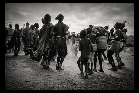 Dance Hamar, Southern Ethiopia