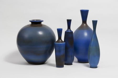 Collection of Vases
