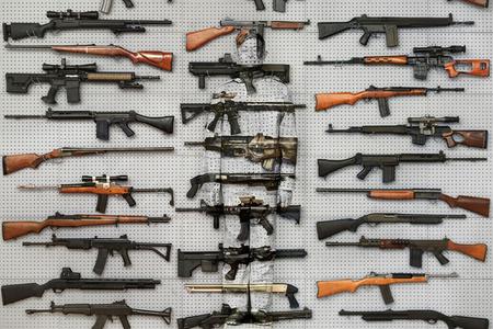 Hiding in New York No. 9 — Gun Rack