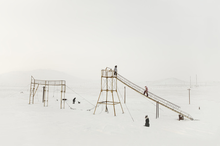 Untitled #8, from the series Tiksi