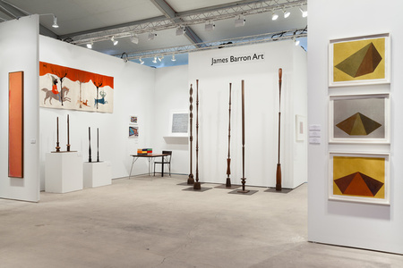 James Barron Art at NADA Miami Beach 2015