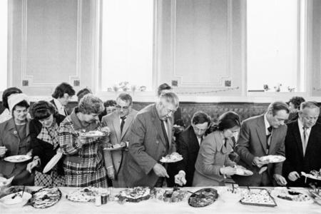 Mayor of Todmorden's Inaugural Banquet, 1977