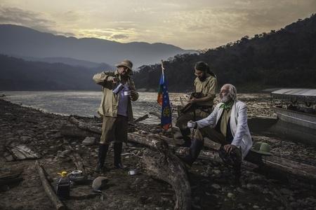 la Chucha Perdida de los incas