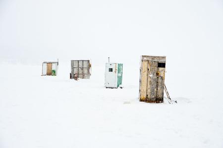 Fishing Hut #4, Gaspé