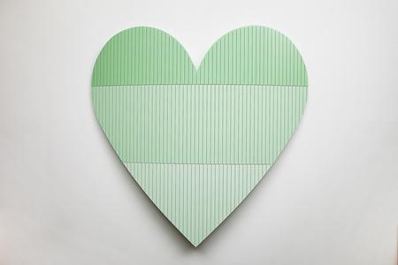 Heart 3 (Green)