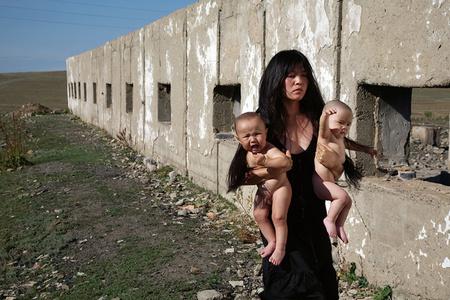 Children And Peri