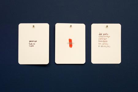 AC (Baralho Urgência) - da série Um Lance de Cartas [AC (Urgency Cards) - A Throw of Cards series]