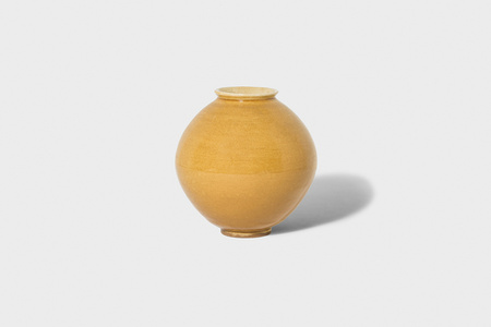 Celadon Moon Jar