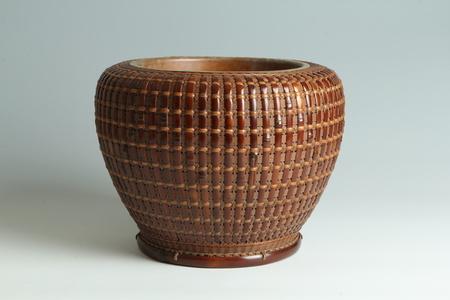 Bamboo Hibachi (T-3913)