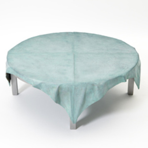 Prototype 'Dressed' low table