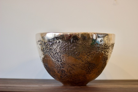 Large Open Form Bowl