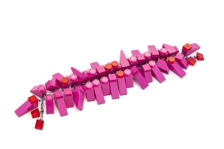 Pomme Slopes Charm Bracelet