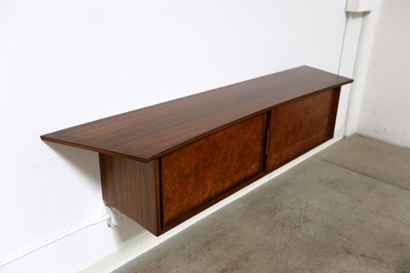 """Origins"" Wall-Mounted Cabinet by George Nakashima for Widdicomb"