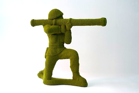 Green Army Man Bazooka