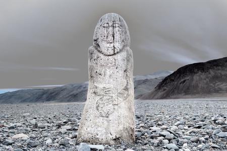 """Bituugin The Wise"" [Altai, Mongolia]"