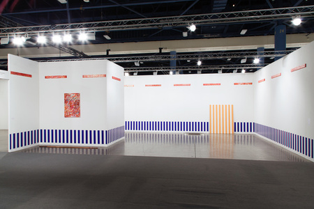 Bortolami at Art Basel in Miami Beach 2014