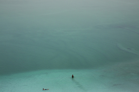 """From the series """"Dead sea"""", [382]"""