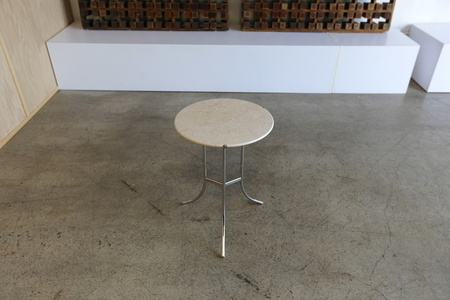 Marble Occasional Table by Cedric Hartman