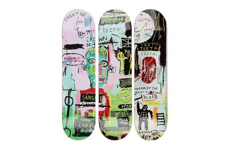 Skateboard Triptych